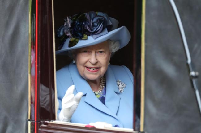 The Queen ahead of Royal Ascot