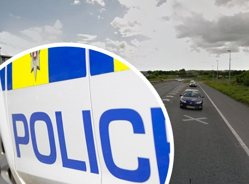 Crash on A303 involving car and lorry near Solstice Park