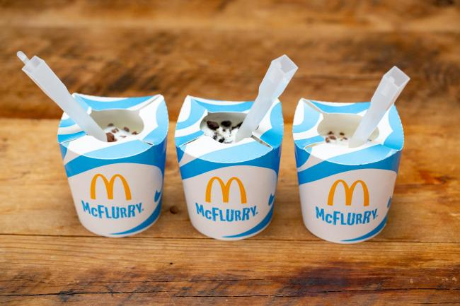 Journal giving away free McFlurrys TODAY