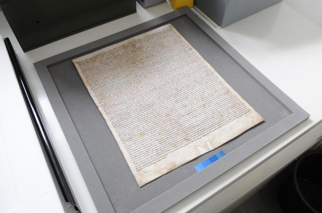 Jury set to retire in Magna Carta attempted theft trial