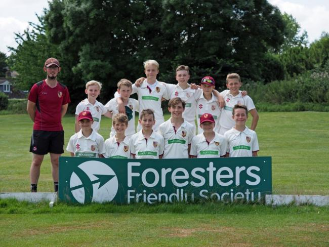 South Wilts under-13s