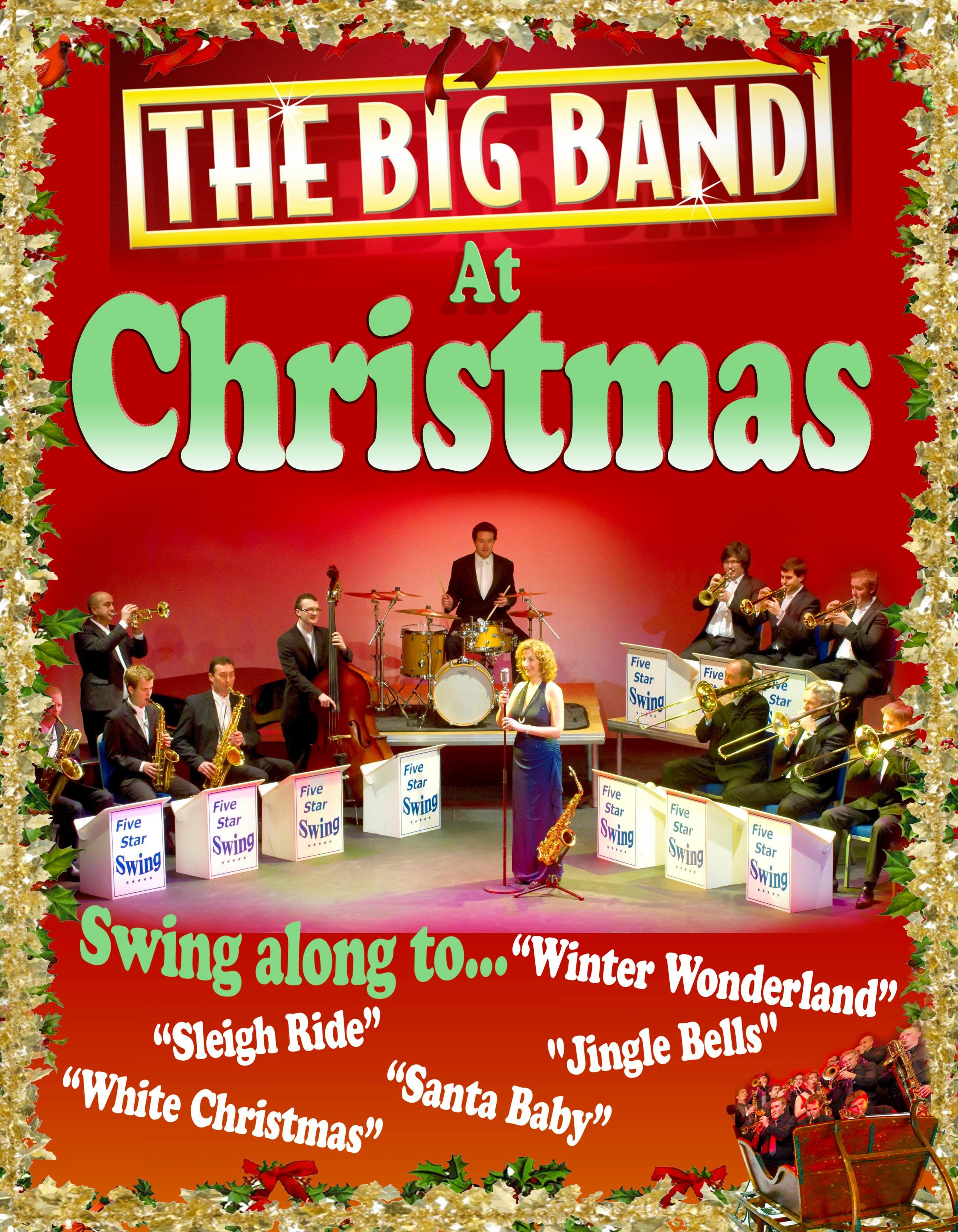 The Big Band at Christmas