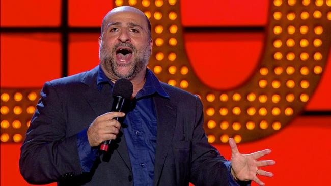 Omid Djalili is performing at The Bank in Amesbury this weekend (Sunday, July 14)