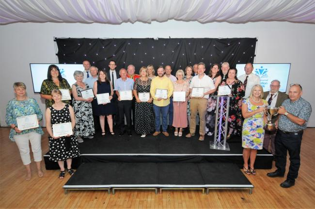 Education Awards winners 2019