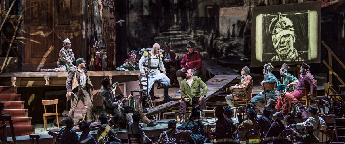 The Metropolitan Opera Live in HD: Berg's Wozzeck