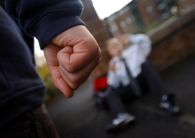 Rise in school exclusions for bullying
