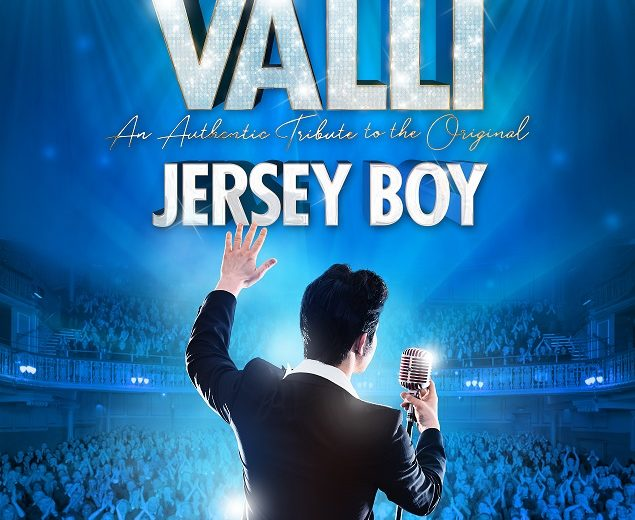 Frankie Valli – The Original Jersey Boy