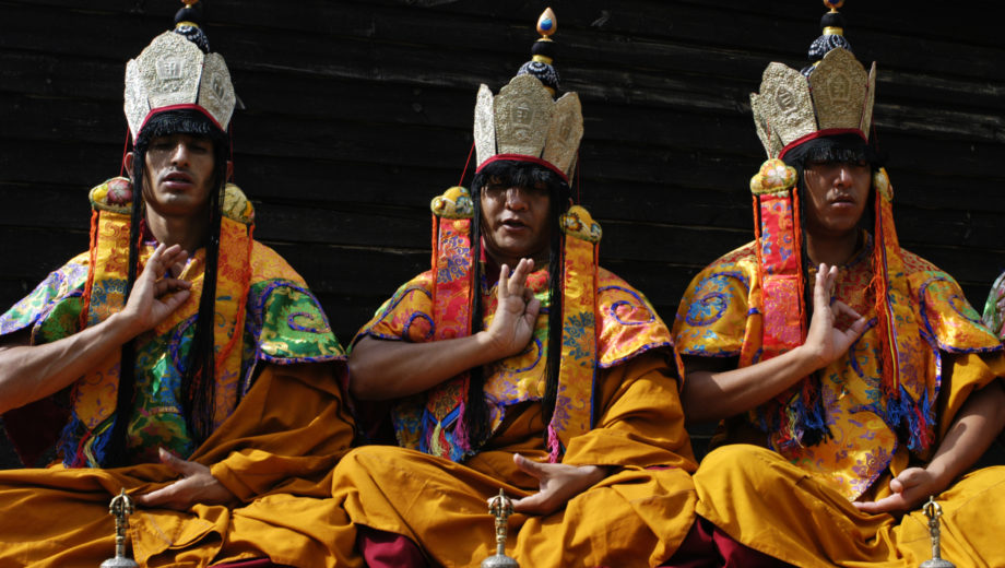 Tibetan Monks – The Power of Compassion