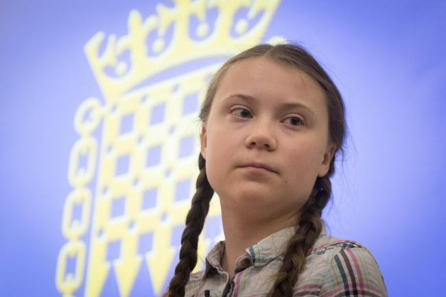 Greta Thunberg is sailing across the Atlantic to attend climate summits (Stefan Rousseau/PA)