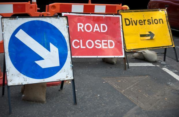 City road to be closed next weekend so bridge can be refurbished