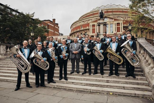 Woodfalls Band present Proms in the Park