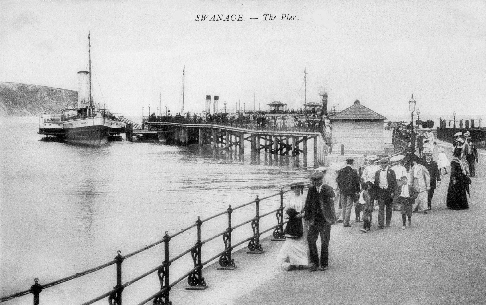 Swanage Pier History Tours