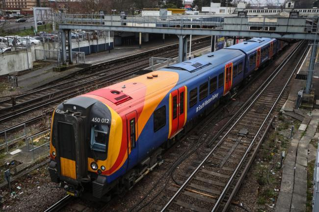 Rail disruption 'until the end of the day' between Brockenhurst and Weymouth