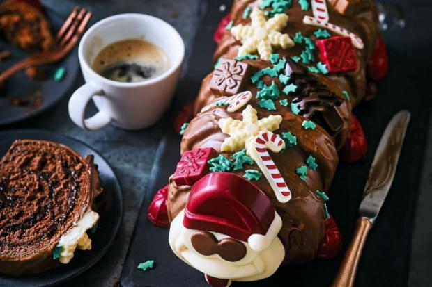 M&S launches festive Colin the Caterpillar and TOTALLY VEGAN Christmas dinner