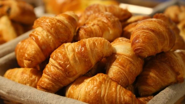 Croissants picture from Pixabay