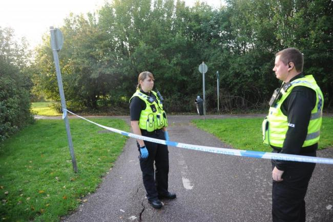 Body found in woodland near public footpath