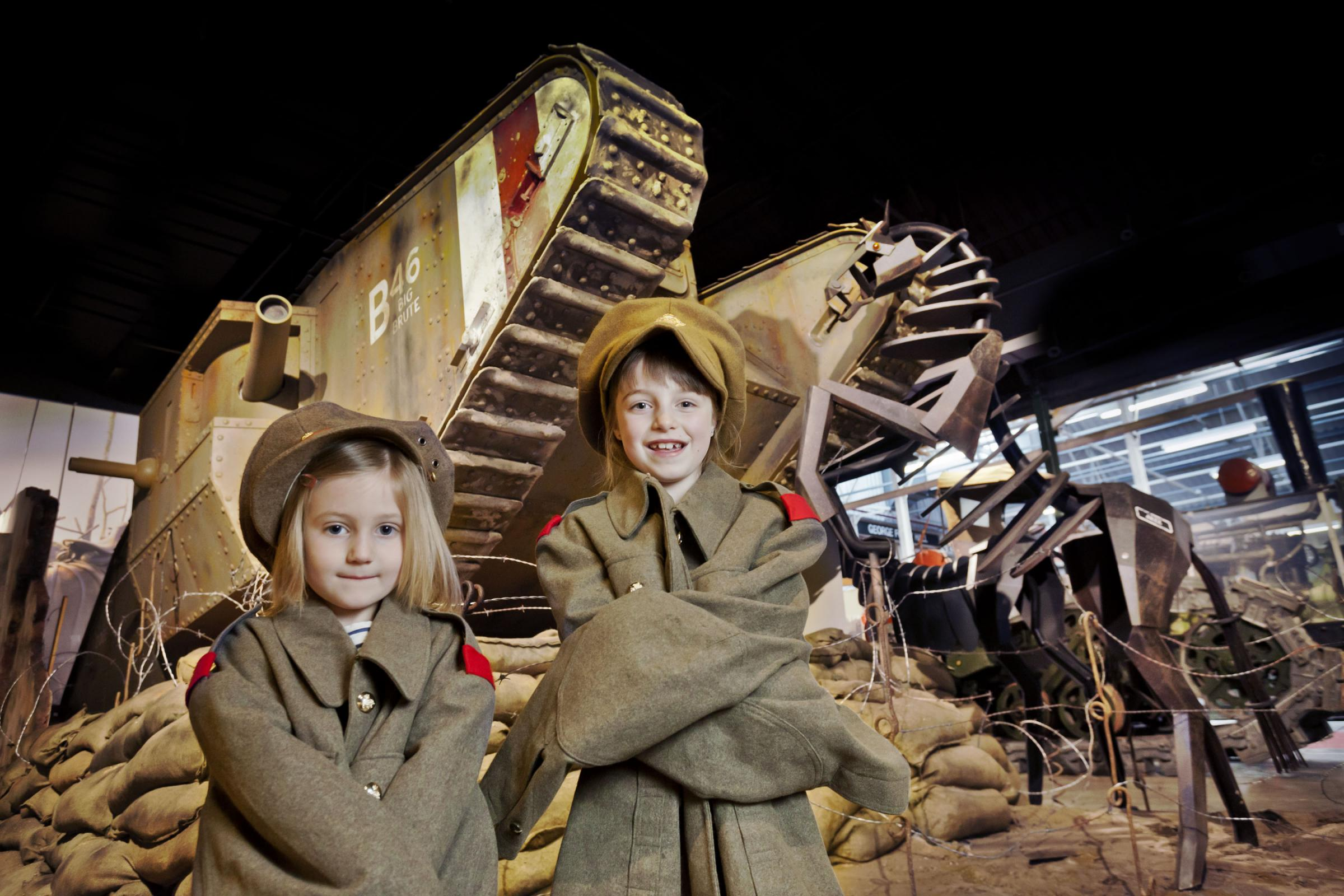October Half Term at The Tank Museum!