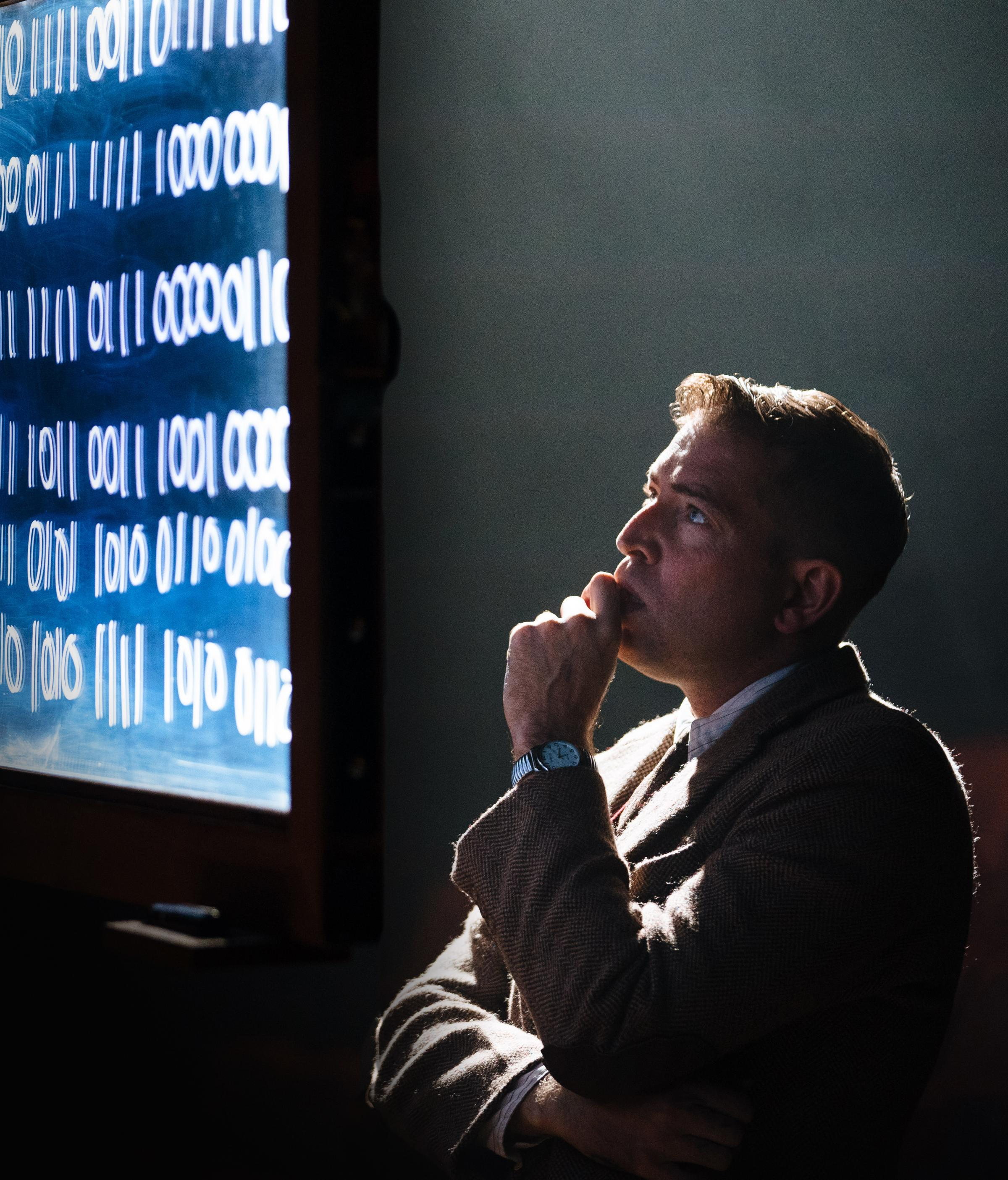 Breaking the Code at Salisbury Playhouse tells story of the great mathematician Alan Turing