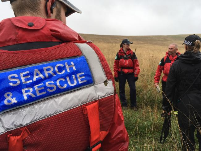 Wiltshire Search and Rescue volunteers to carry out an exercise in Salisbury on Sunday (October 20)
