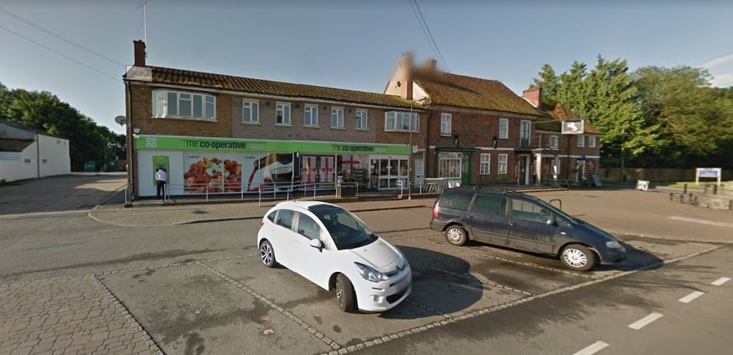 Wiltshire Police attend incident outside Downton Co-op