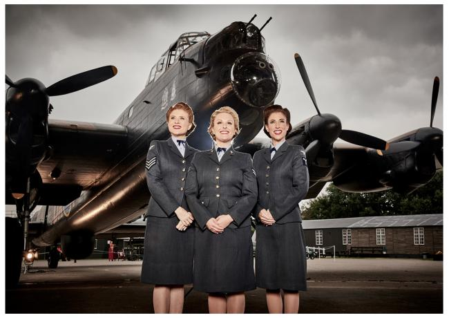 D-Day Darlings are performing at the We Will Remember Them Concert in Salisbury