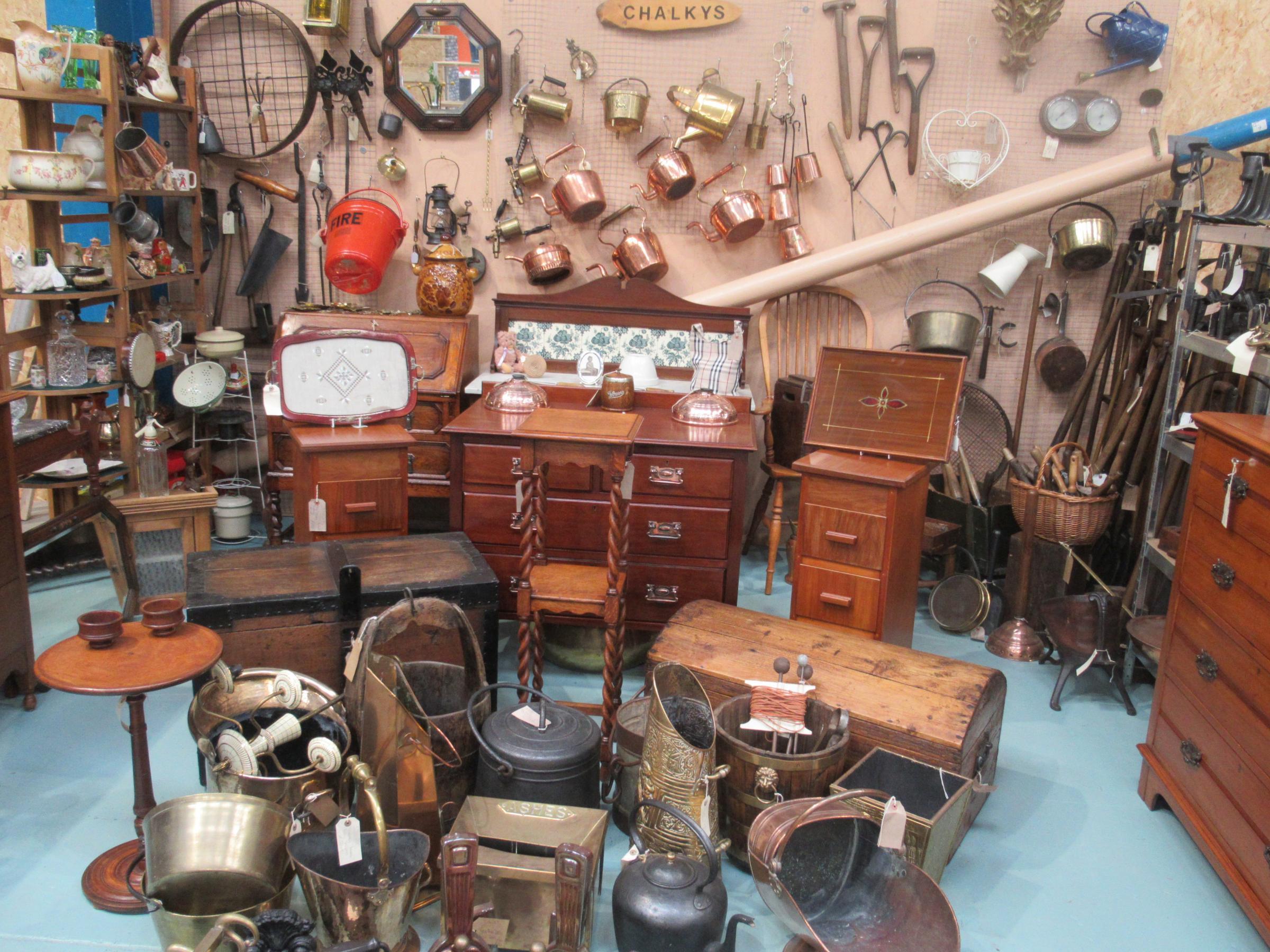 Vintage market Phoenix Emporium opens in Salisbury
