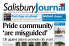 Salisbury Journal front 07/11/19