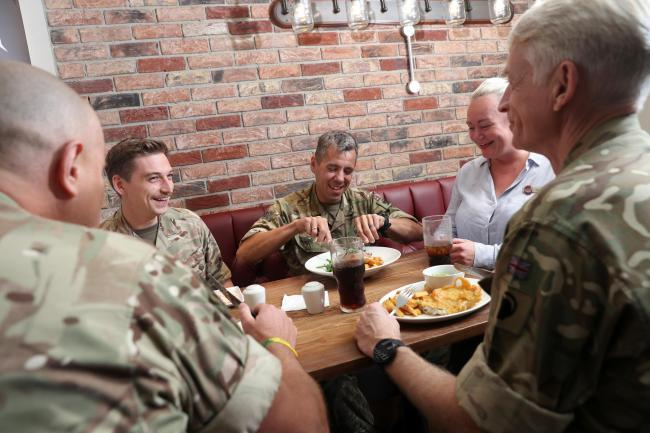 Premier Inn is offering free breakfast to veterans and military on Remembrance Sunday