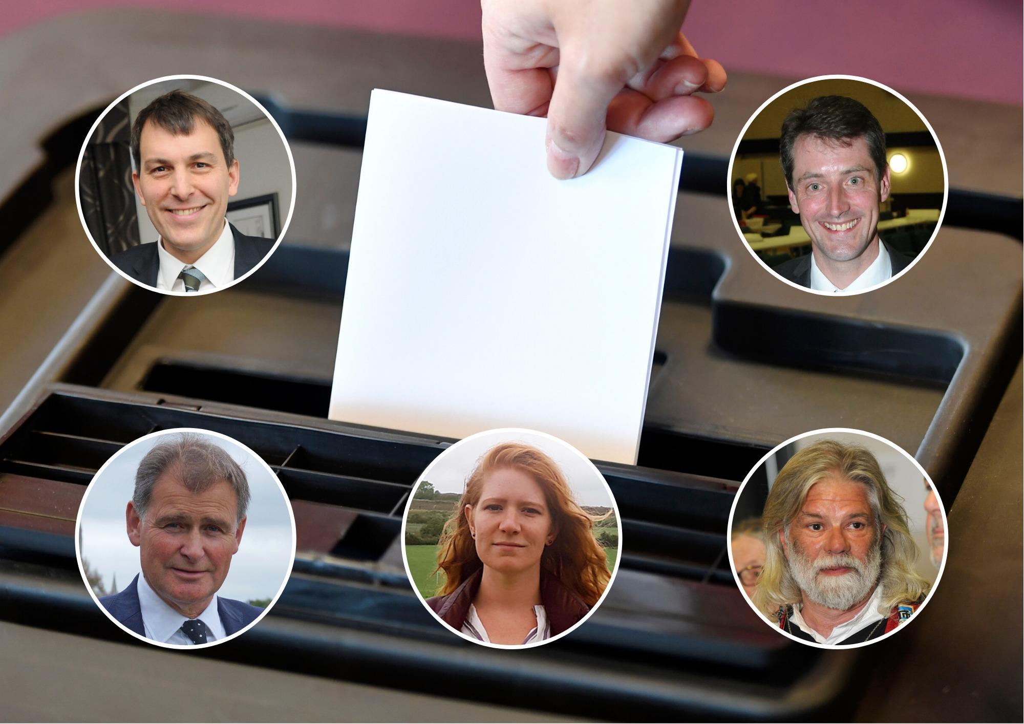 General Election 2019: Meet the candidates for Salisbury - Salisbury Journal
