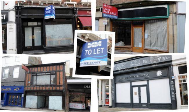 New BID scheme for empty shop windows in Salisbury gets £5k funding