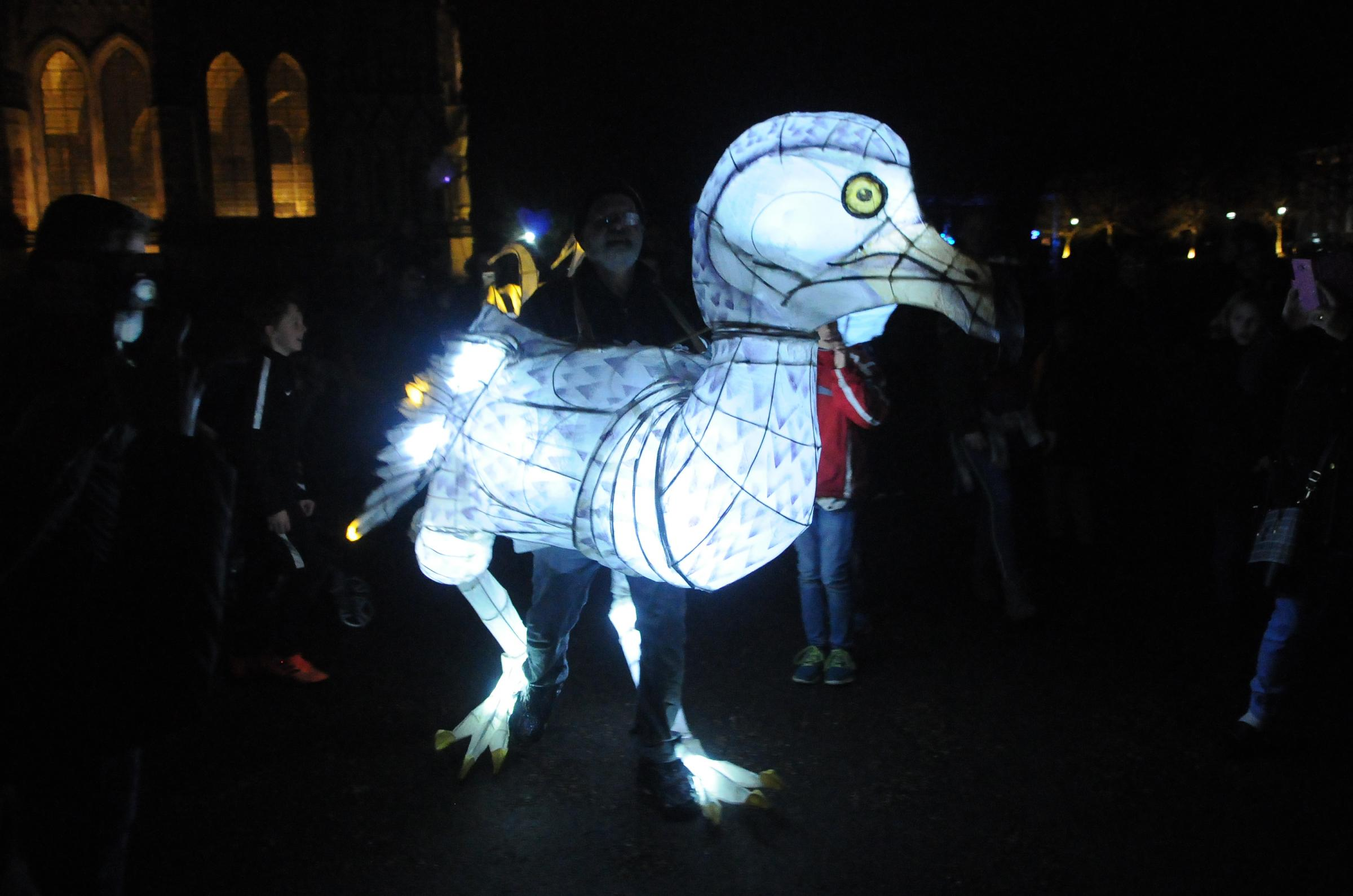 Lights and Lantern Procession is going ahead
