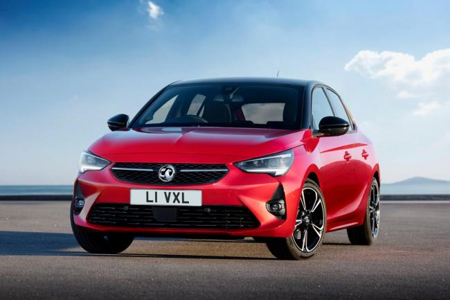 Review: First look at the all-new  Vauxhall Corsa