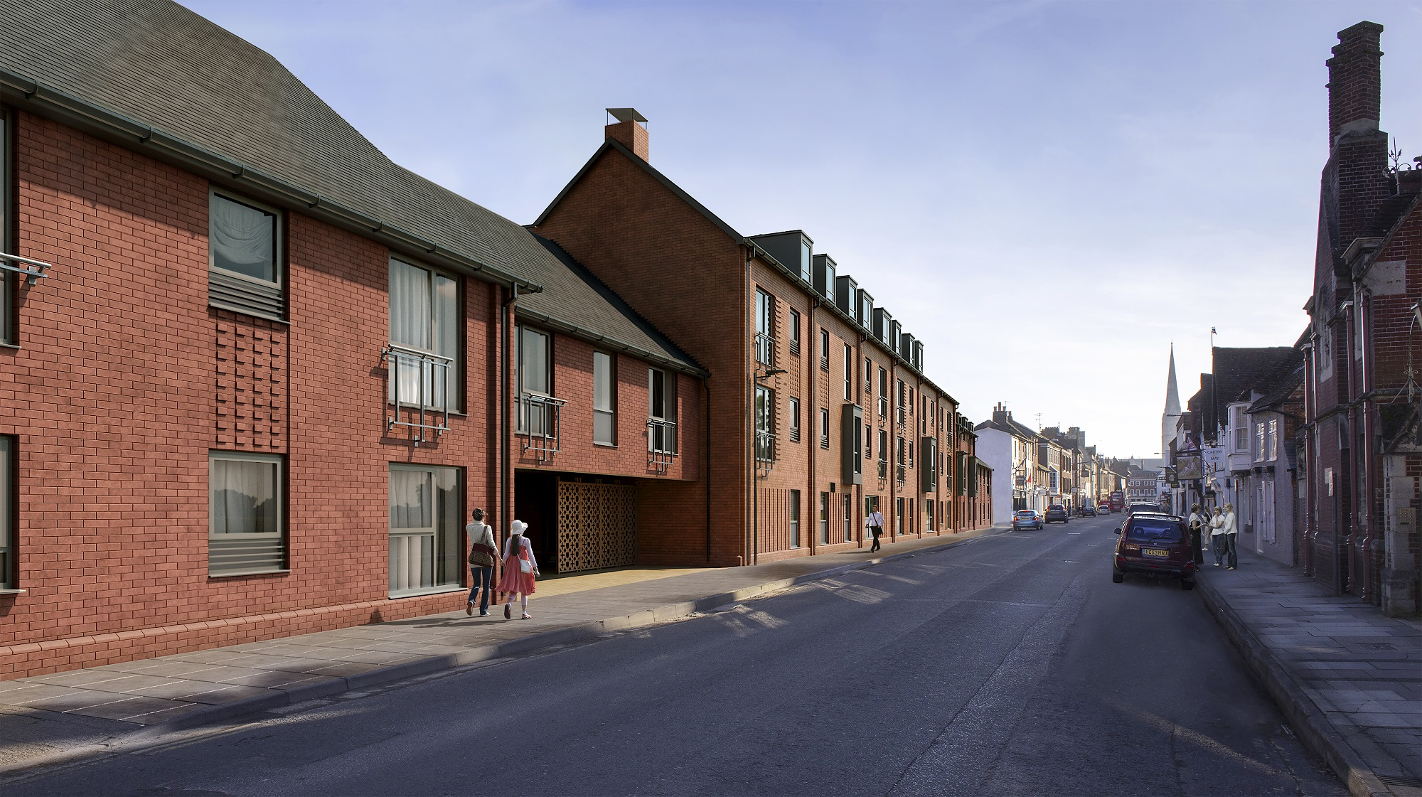 Sales Launch Event Announced For Salisbury Developments