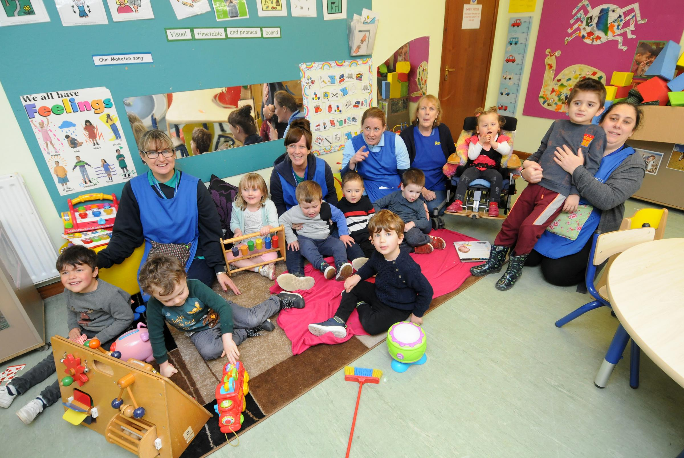 Support needed for John McNeill Opportunity Centre in Salisbury