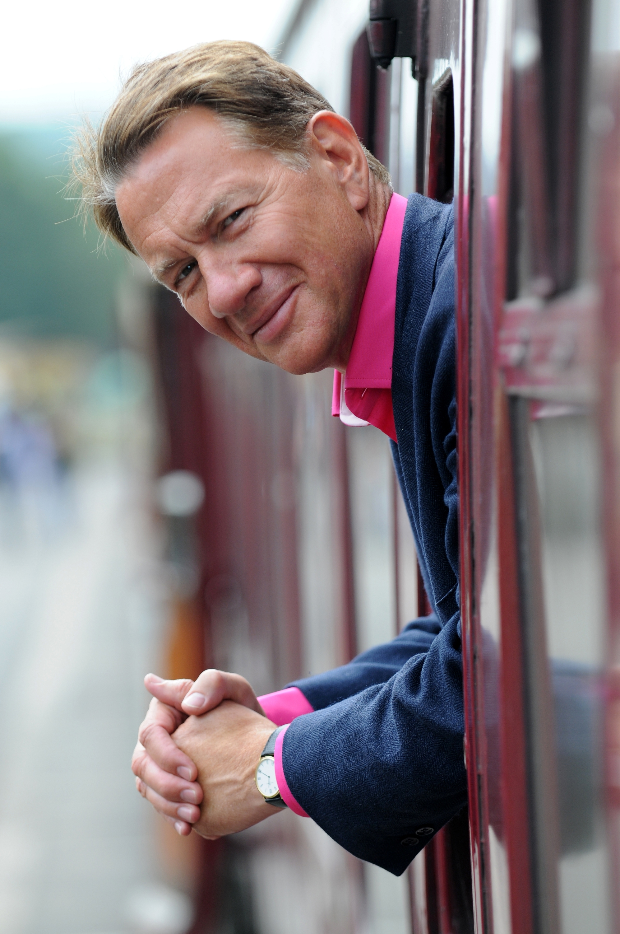 Michael Portillo: Life - A Game of Two Halves at City Hall, Salisbury