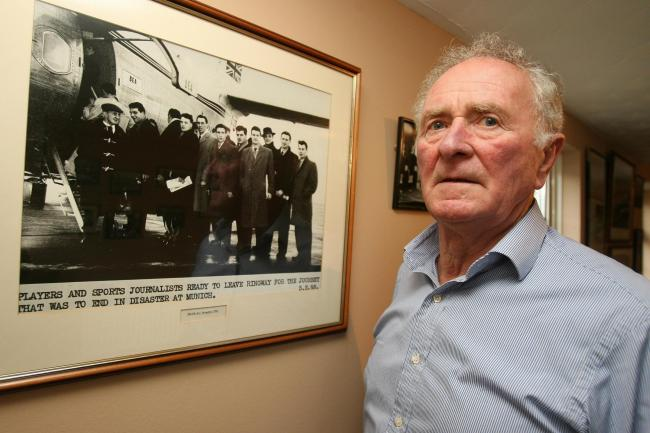 Harry Gregg has died aged 87