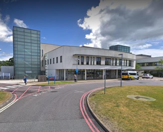 Lymington New Forest Hospital. Picture: Google Streetview.