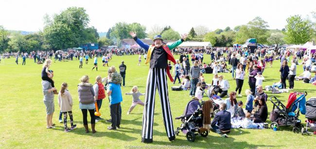 Salisbury's Fabulous Family Fun Day goes virtual