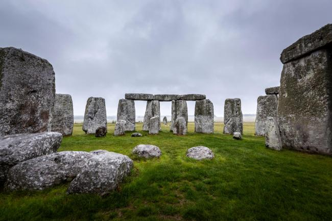 Solstice at Stonehenge 2020 - Picture from English Heritage/Christopher Ison