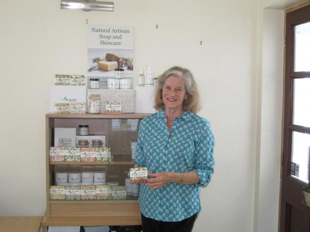 Salisbury Journal: Pam Land launched her business at the height of lockdown