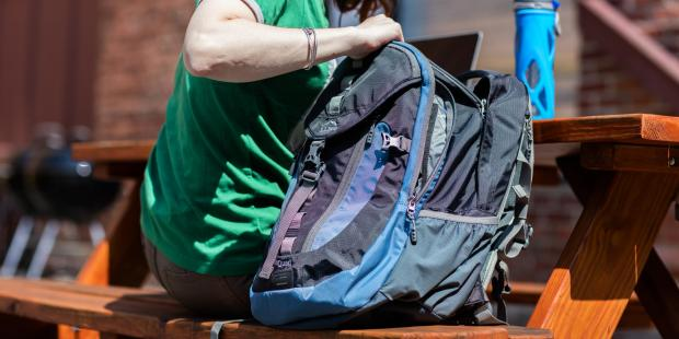 Salisbury Journal: This sturdy pack is always a great choice. Credit: Reviewed / Jackson Ruckar