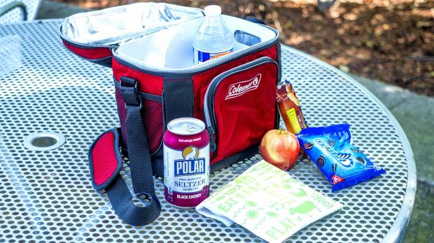 Salisbury Journal: A packed lunch brings a sense of normalcy. Credit: Reviewed / Jackson Ruckar