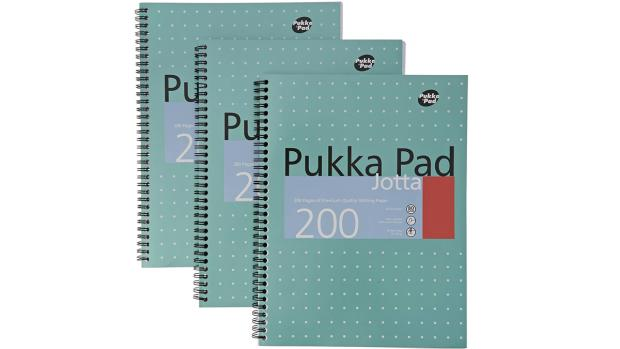 Salisbury Journal: A notebook for every subject Credit: Pukka Pad