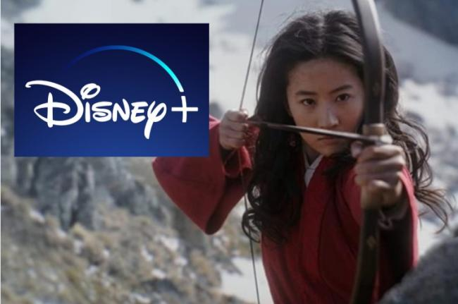 Mulan WON'T be shown at UK cinemas - and will instead premiere on Disney+. Pictures: Disney