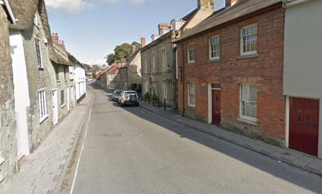 Bell Street, Shaftesbury - Picture from Google Street View