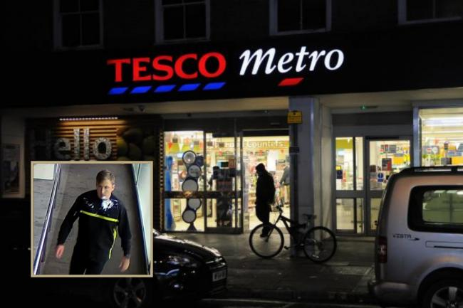 Woman knocked out during early hours argument outside Tesco