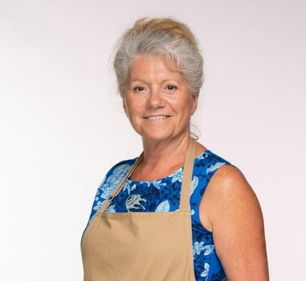 Salisbury Journal: Retiree Linda will put her culinary skills to the test in the latest series of The Great British Bake Off (C4/Love Productions/Mark Bourdillon)