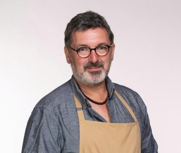 Salisbury Journal: Marc is among the stars of this year's The Great British Bake Off (C4/Love Productions/Mark Bourdillon)