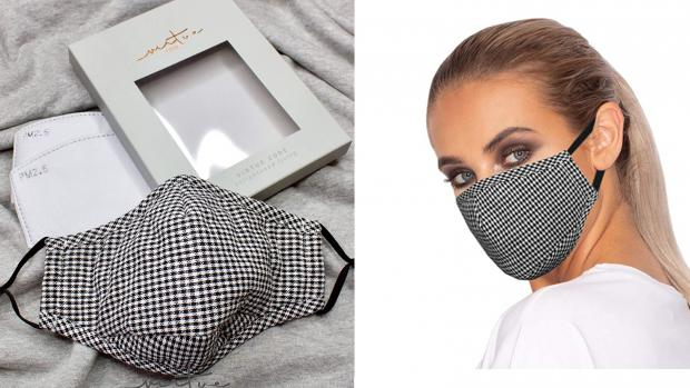 Salisbury Journal: This mask is thick and comfortable. Credit: Amazon / Virtue Code