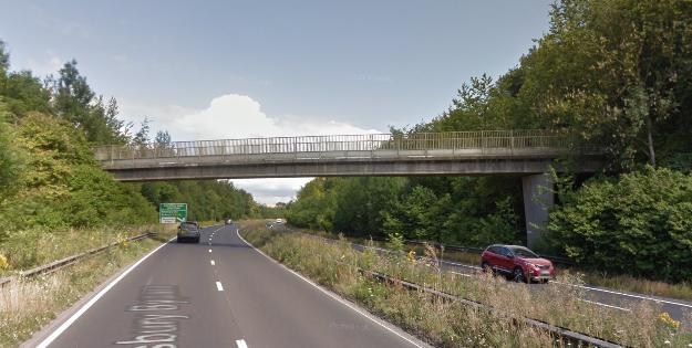 A303 closed in both directions after incident on bridge near Countess Roundabout